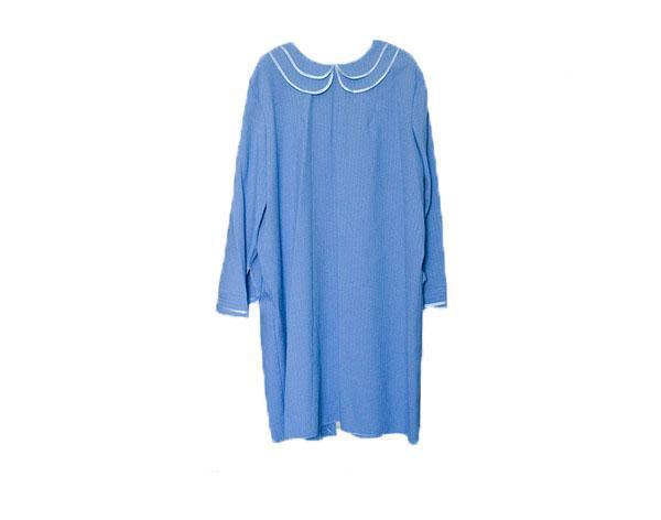 Комплект женский (непрозрачный платок на голову, платье с закрытым воротом и длинным рукавом, рубашка на тельная